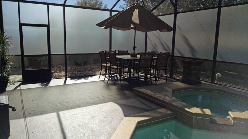 clermont florida glass pool enclosure 4